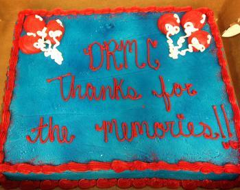 DRMC Cake